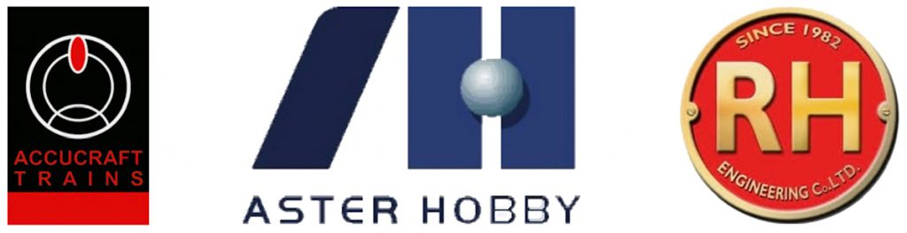 Accucraft Aster Roundhouse Logo